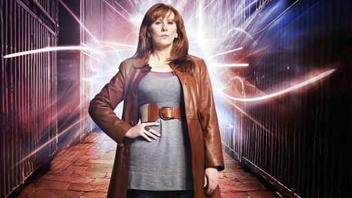 Donna Nobel from Doctor Who