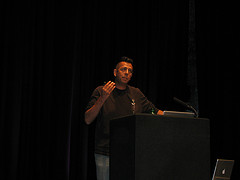 Simon Singh talks about his libel case at TAM London