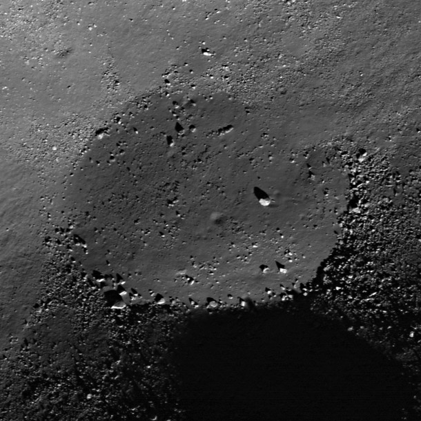 LRO_dome_crater