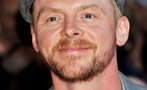 Simon Pegg Talks About His New Book, Nerd Do Well