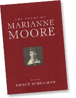 marianne moore essay Observations is one of the great verbal works of art of the 20th century, in part because of marianne moore's infectious devotion to everything small.