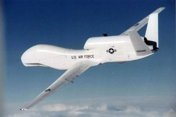Im More Convinced That It Could Of Been A Global Hawk Drone Hitting The Pentagon In Bogus Video They Release Where Picture Is All Fuzzy Thing