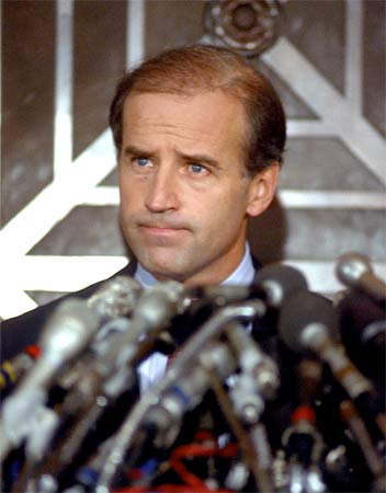 Joe Biden Withdrawing from 1988 Presidential Elections