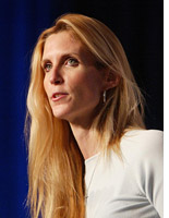 Ann Coulter. Click image to expand.