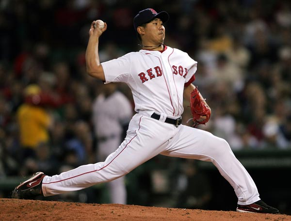 Daisuke Matsuzaka signs one-year contract with Mets