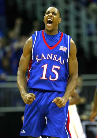 Mario Chalmers in NBA Draft