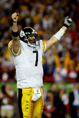 Big Ben Does It Again