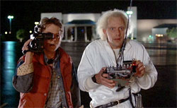 "Still from ""Back to the Future."""