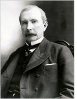 John D. Rockefeller. Click image to expand.
