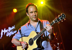 Dave Matthews. Click image to expand.