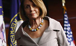 Nancy Pelosi. Click image to expand.