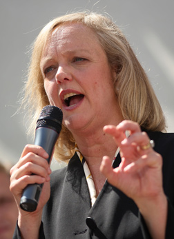 Meg Whitman Says Fresno Is Awful Like Detroit, Fears Oakland Too