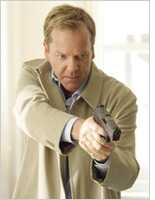 Kiefer Sutherland as Jack Bauer. Click image to expand.