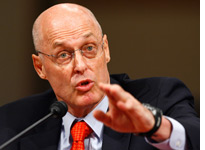 Henry Paulson. Click image to expand.