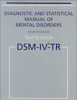 DSM's fourth edition