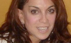 Blogger Pamela Geller. 