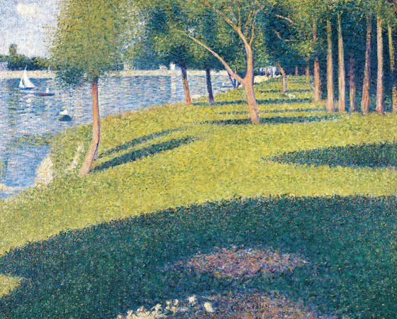 The World Needs A Stronger Blog...: Georges Seurat: Anarchist?