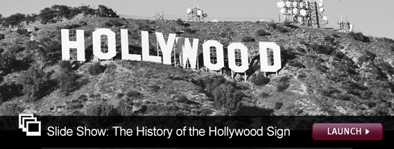 A History of the Hollywood Sign