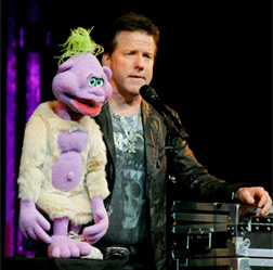Peanut jeff dunham this is your index html page