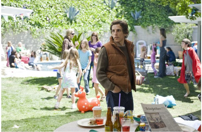 "Ben Stiller in ""Greenberg"""