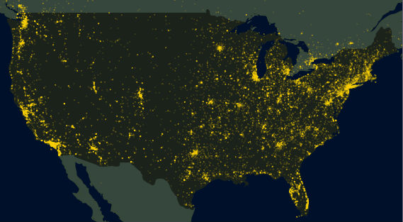 Where Do The Most UFO Sightings Occur