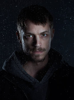 Stephen Holder (Joel Kinnaman) in 'The Killing.'