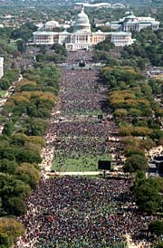 Million Man March on Washington